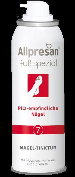 Allpresan Fuß spezial Nagel-Tinktur Pilz-empfindliche Nägel