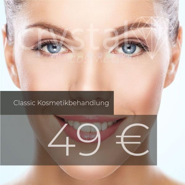 Gutschein Classic Kosmetikbehandlung