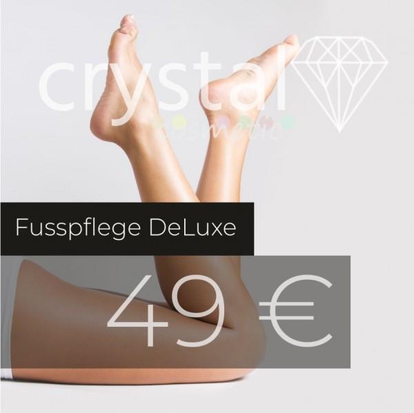 Gutschein Fußpflege Deluxe