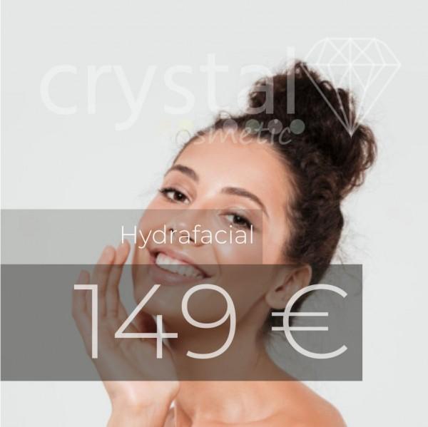 Gutschein Hydrafacial Kosmetikbehandlung